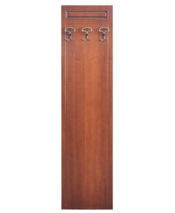 wall coat rack, coat rack, wooden coat rack, furniture for entryway, furniture for hallway, hallway coat rack