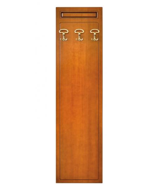 wall coat rack, coat rack, wooden coat rack, furniture for entryway, furniture for hallway, hallway coat rack, Sku 012-L