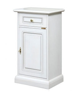 wooden small cabinet, small cabinet, white small cabinet, cabinet, entryway cabinet, small cabinet with drawer