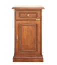 entryway small cabinet in wood, wooden cabinet, small cabinet, storage cabinet, Arteferretto furniture