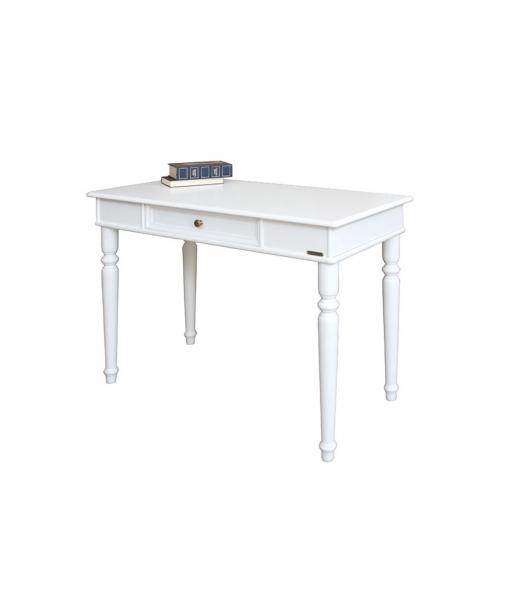 Lacquered classic desk in wood, SKU: 107-BI