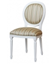 dining chair, kitchen furniture, empire style, classic chair, padded chair, dining room furniture