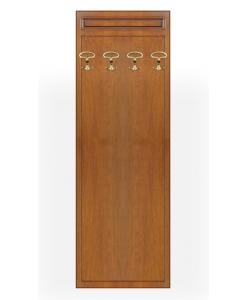 Hallway hat and coat rack, wooden furniture, wooden hat rack, entryway furniture, Arteferretto furniture, wood coat rack