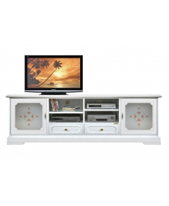 tv unit, lacquered tv cabinet, white tv cabinet, wooden furniture, wooden tv cabinet, living room furniture,