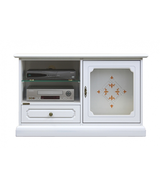 decorated glass door tv unit, wooden tv stand, white tv stand, tv unit in wood, small tv stand, living room cabinet, small cabinet for tv, classic tv stand,