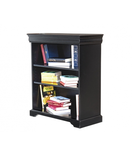 Low bookcase in Louis Philipe style. Product code: 195-AV