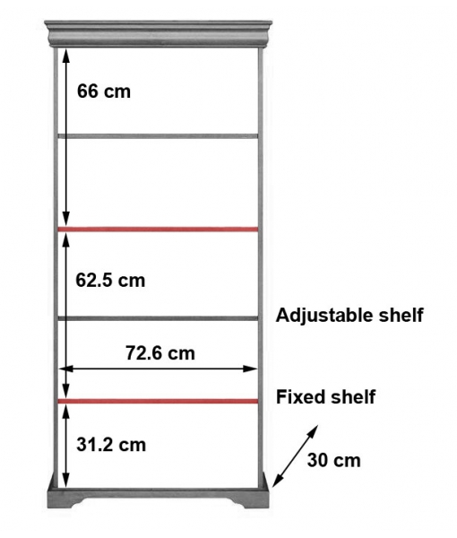 opening shelf bookcase, bookcase, wooden bookcase, bookcase dimensions