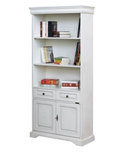 lacquered bookcase with doors, lacquered bookcase, bookcase, bookshelf, furniture for living room, bookcase for office