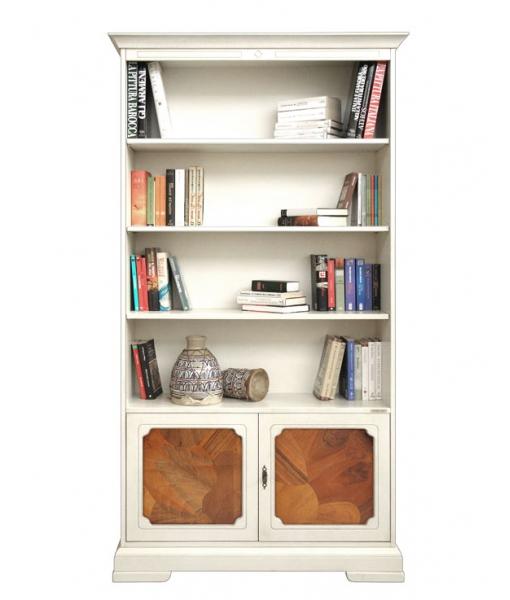 Classic briar root bookcase. Sku 201-AZV
