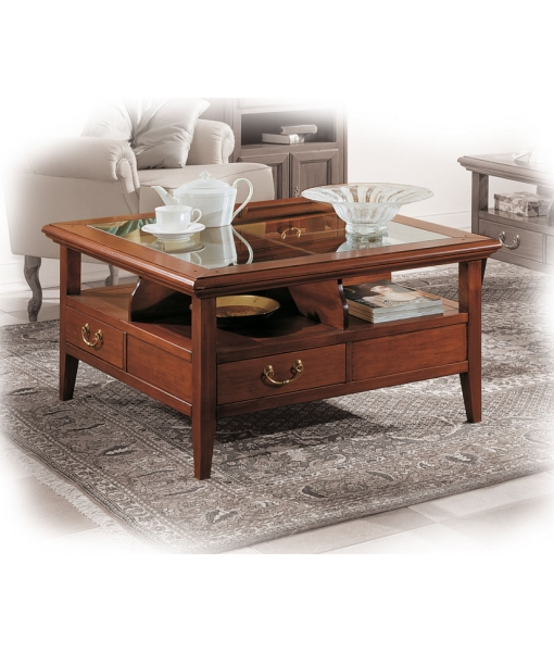 coffee table, classic coffee table, coffee table for living room, wooden coffee table, tea table