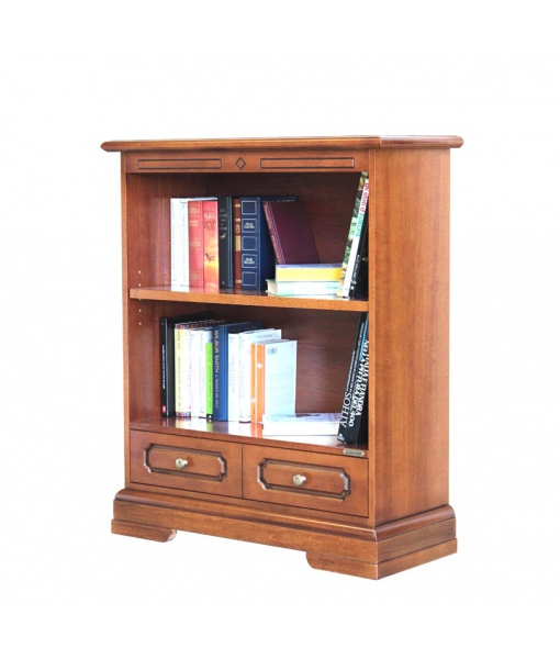 Low bookcase. Sku 221-s