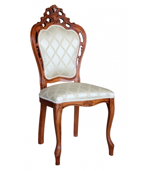 Pierced and carved chair. Product code: 2498-M