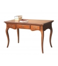 wooden writing desk 3 drawers, desk, wooden desk, solid wood desk, office desk, classic desk, office furniture,