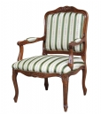 Bergere armchair, armchair, classic armchair, furniture for living room