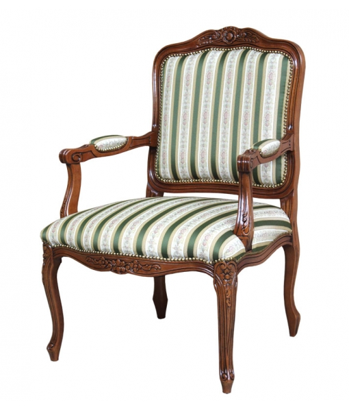 Bergere Armchair. Product code: 274-N . Fabric code: ST-33