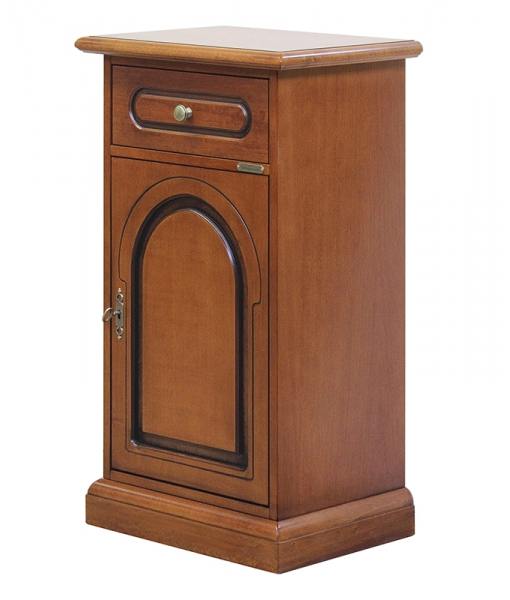small cabinet for hallway, wooden cabinet, handmade cabinet, classic small cabinet