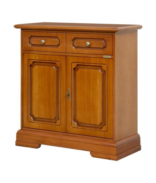 Dining room wooden sideboard in Cherry wood. Sku. 3012-S-plus