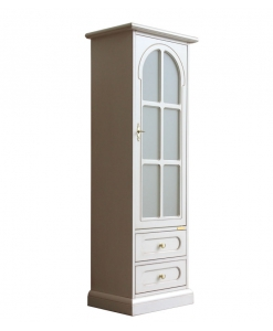 display door cabinet, diplay cabinet, elegant display cabinet, one door display cabinet