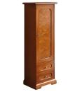 1 door storage cabinet, briar root cabinet, small wooden cabinet, entryway store cabinet, 1 door cabinet, small cabinet, classic cabinet, classic furniture, storage furniture