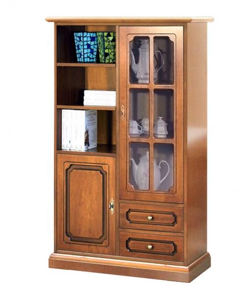2-door display cabinet. Product code: 3035-L