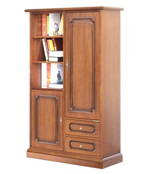 Multifunctional cabinet in wood, SKU: 3036-L