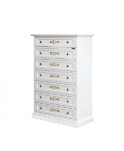 7-drawer chest, spacious chest