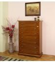 Spacious chest of drawers, chest of drawers, chest of drawers for bedroom, furniture for bedroom