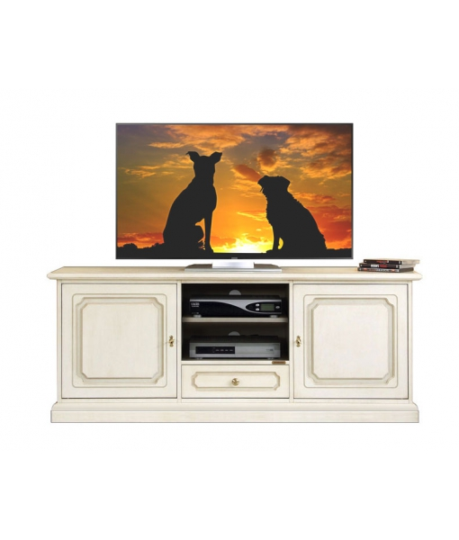 wooden tv stand 3059-lav_styl