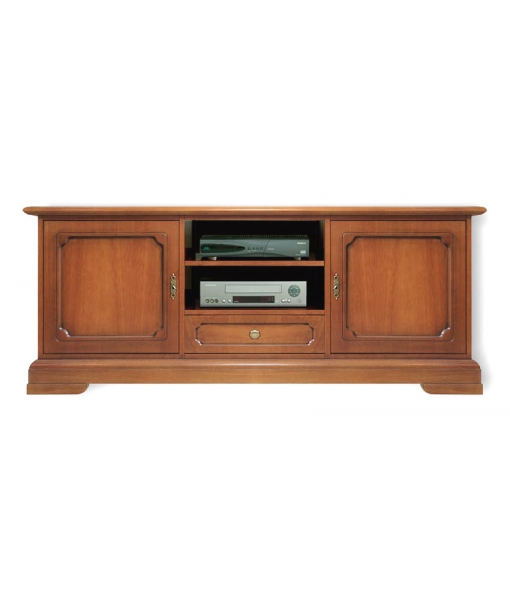 Classic TV entertainment unit. Sku 3059-LBZC