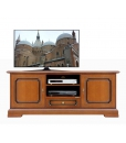 Handcrafted tv sideboard, wooden tv cabinet, Arteferretto furniture, wood cabinet for tv, living room tv unit, Arteferretto tv cabinet