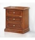3 drawer bedside table, bedside table, nightstand, classic furniture, wooden nightstand, wooden bedside table, classical style, 3 drawer small cabinet, wooden cabinet for bedroom,