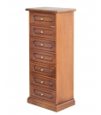 classic dresser, wooden dresser, wooden chest of drawers, furniture for bedroom