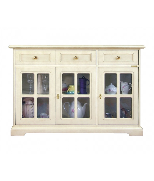 Sideboard with display cabinet. Product code: 3073-QVG