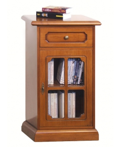 small cabinet with display door, small cabinet, wooden small cabinet, cabinet, entryway furniture