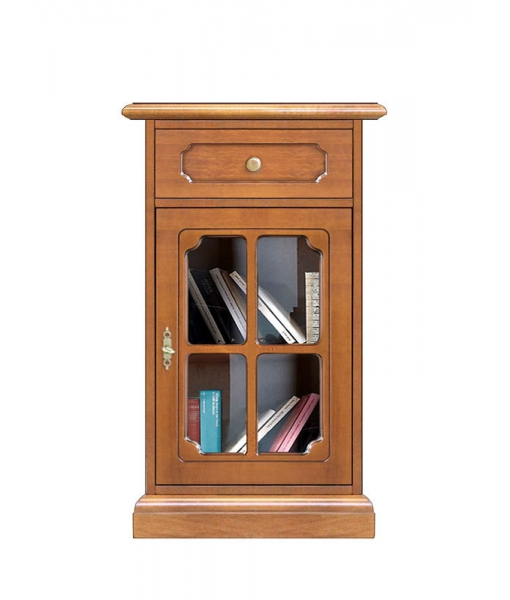 Small cabinet with display door. Product code: 3103-L