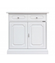 2-door lacquered sideboard