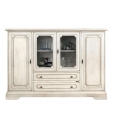classic lacquered sideboard, classic sideboard, wooden sideboard, furniture for living room, sideboard for living room