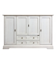 multifunctional cabinet for living room, sideboard, wooden cabinet, dining room cabinet, 4 door sideboard, classic furniture