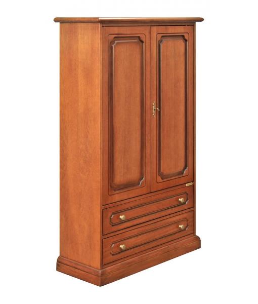 Classic woden cabinet 2 doors. Product code: 3130-L