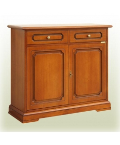 2 doors 2 drawers cupboard, sideboard, dining room sideboard, wooden cupboard, dining room furniture, 2 doors sideboard