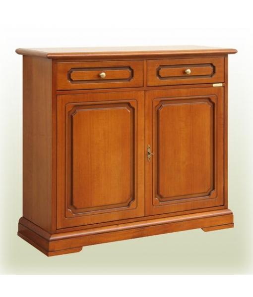 2 doors 2 drawers cupboard. Sku 3200-S-PLUS