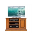 wooden entertainment unit, wooden TV cabinet, Tv stand in wood, living room cabinet for TV, Tv stand Italian design, Arteferretto furniture, Arteferretto TV cabinet, Arteferretto Tv unit