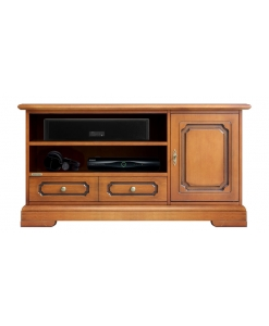 tv cabinet, tv stand cabinet, tv cabinet in wood, classic design,