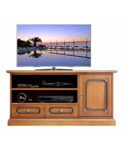 Tv stand cabinet, tv cabinet, furniture for living room, made in wood