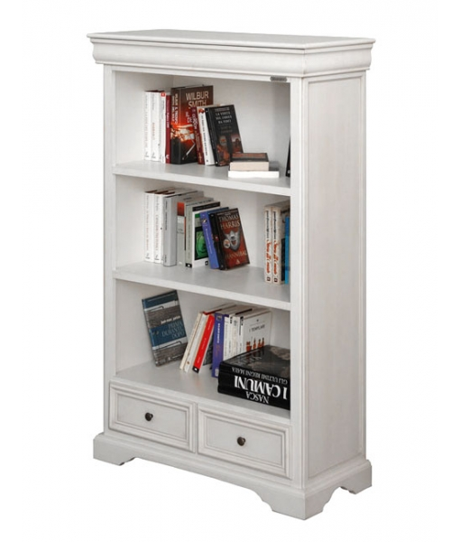 Small wooden bookcase in Louis Philippe style. Sku 381-AV