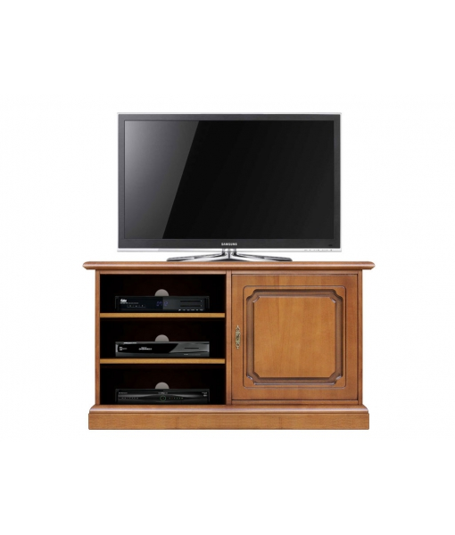 Wooden tv stand unit for living room. Sku 3810