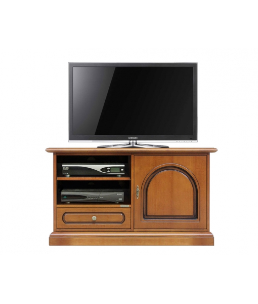 1 door tv cabinet in wood for living room. Sku 3820-C