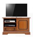 small TV cabinet, TV unit, Arteferretto TV cabinet, Arteferretto furniture, wooden furniture, wooden TV unit, solid wood unit, 1 door cabinet, small cabinet for living room