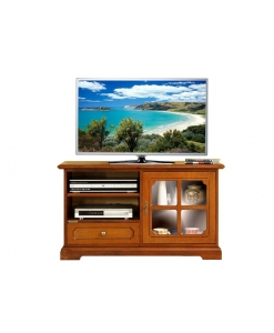 small wooden tv unit, tv cabinet for living room, small cabinet, classic cabinet, tv stand with glass door, cherry furniture, classic style, living room furniture, dining room cabinet