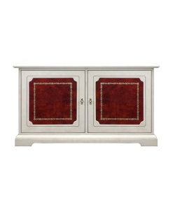 small sideboard, low sideboard, sideboard with doors, sideboard